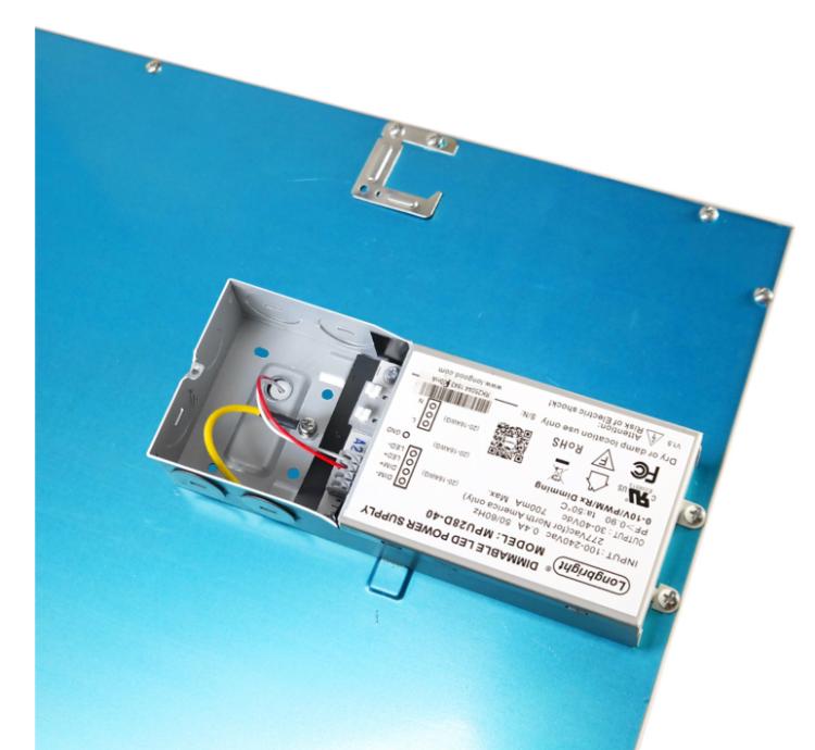 Picture of 2'X2' Edge-Lit Flat panel 5000K
