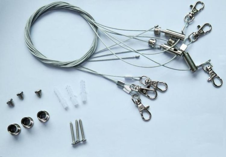 Picture of Hanging Rope Kit 2'x4'