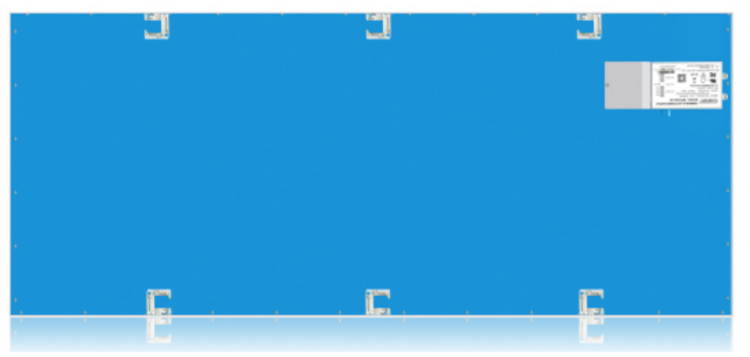Picture of 2'x4' Edge-Lit Flat panel 5000K 50W