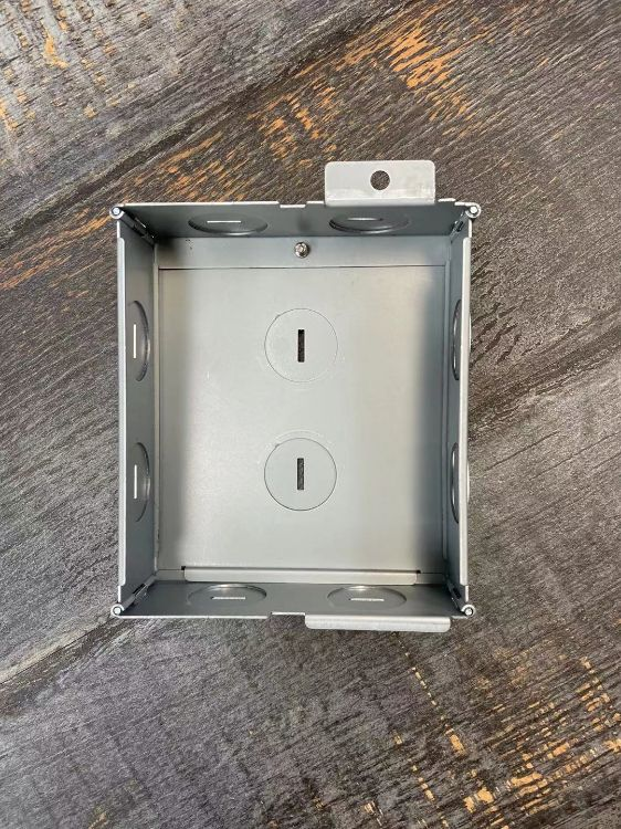 Picture of Wiring Junction box