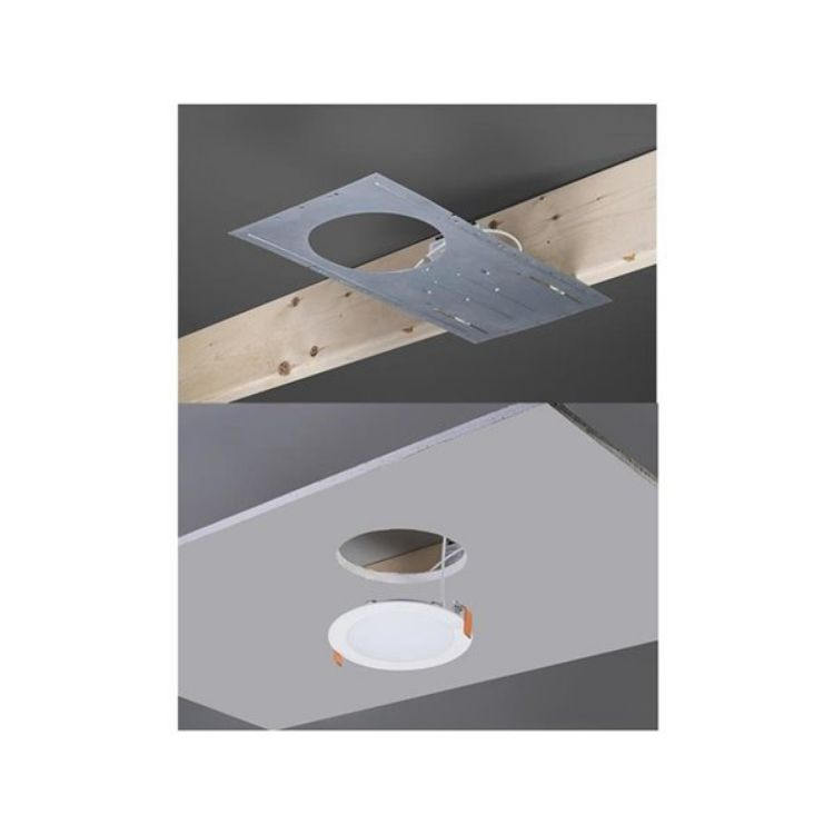 """Picture of 4"""" Mounting Plate"""