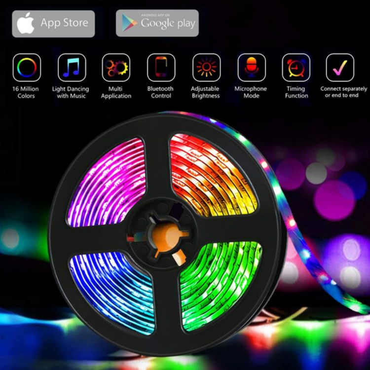 Picture of WIFI Smart LED Strip Light 24W