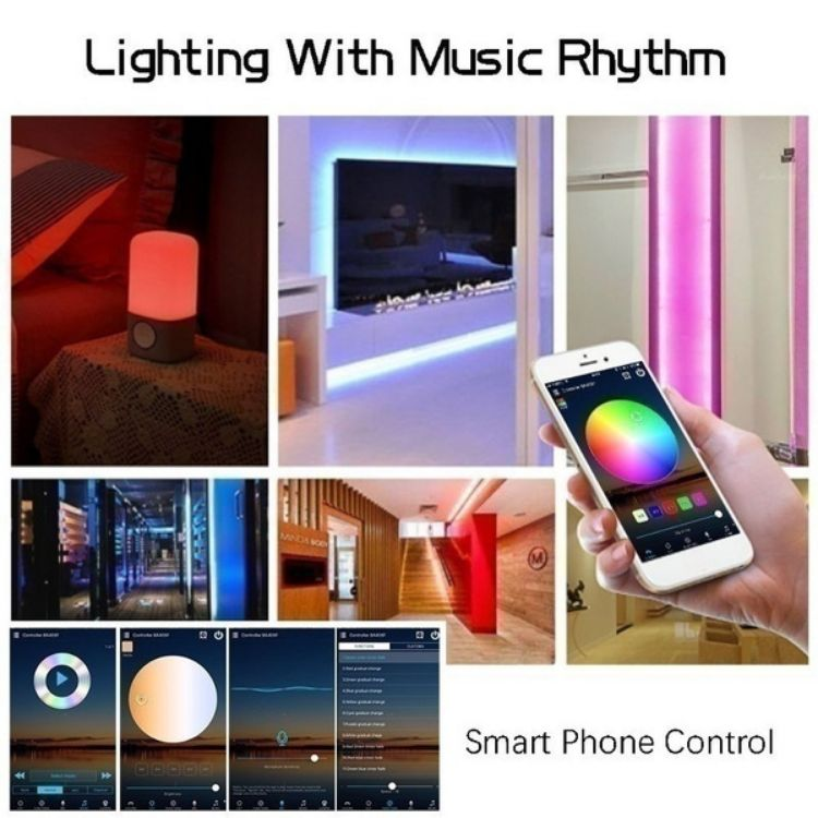 Picture of WIFI Smart LED Strip Light 12W