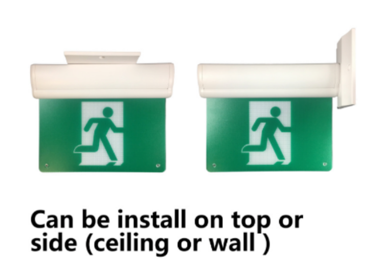 Picture of 6 inch LED EMERGENCY EXIT SIGN