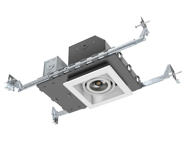Picture of LED COB Single heads downlight TRIMLESS
